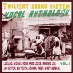 Twilight Sound System - Vocal Anthology cover