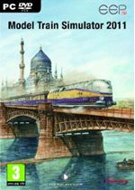 Model Train Simulator 2011 (PC DVD)