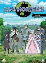 Click to view product details and reviews for Log horizon s1 collection dvd 2017.