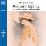 Rudyard Kipling  The Great Poets (Hardy Glenister Critchlow)