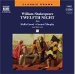 Shakespeare: Twelfth Night cover
