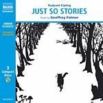Rudyard Kipling  Just So Stories (Palmer) (Music CD)