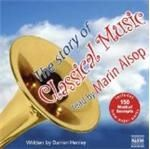 Various Artists - STORY OF CLASSICAL MUSIC 3CD cover