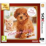 Nintendogs & Cats Toy Poodle Selects  (Nintendo 3DS)