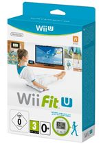 Wii Fit U with Fit Meter (Green) (Nintendo Wii U)