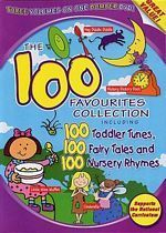 Image of 100 Favourites Collection - Nursery Rhymes, Toddler Tunes and Fairy Tales