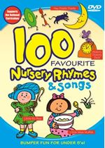 Image of 100 Favourite Nursery Rhymes And Songs