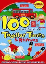 Image of 100 Favourite Toddler Tunes (Animated)