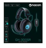 Image of Nacon Headset GH-MP300SR Stereo Gaming Headset Multi Platform