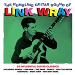 Link Wray  The Rumbling Guitar Sound Of Link Wray (Music CD)