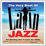 Various Artists - Latin Jazz: Very Best Of (3 CD) cover