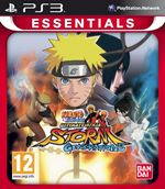 Image of Naruto Shippuden Ultimate Ninja Storm Essentials (PS3)
