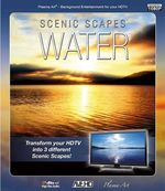 Plasma Art - Scenic Scapes - Water (Blu-ray)