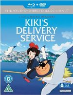 Kiki's Delivery Service - Double Play (Blu-Ray and DVD) OPTBD0303