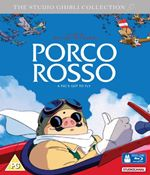Porco Rosso (Blu-Ray / DVD)