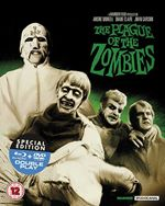 Plague Of The Zombies (Blu-Ray) OPTBD0630