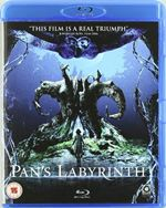 Pans Labyrinth (Blu-Ray)