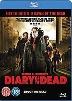 Diary Of The Dead (Blu-Ray) OPTBD1093