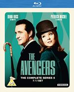 The Avengers: The Complete Series 5 [Blu-ray] OPTBD1751