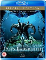 Pan's Labyrinth: Special Edition (Blu-Ray) OPTBD1812