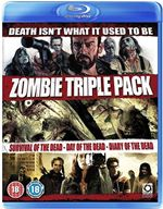 Zombie Collection - Survival Of The Dead/Day of The Dead (Remake)/Diary of The Dead (Blu-Ray) OPTBD1969