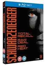 Arnold Schwarzenegger Collection -Total Recall/Raw Deal/Red Heat (Blu-Ray) OPTBD1978