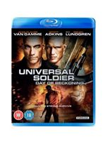 Universal Soldier - Day Of Reckoning (Blu-Ray) OPTBD2078