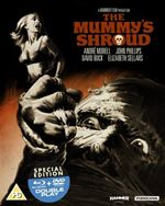The Mummys Shroud - Double Play (Blu-Ray and DVD) OPTBD2474