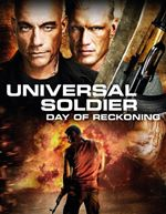 Universal Soldier DAY OF Reckoning Blu-Ray NEW RB Steelbook OPTBD2568