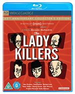 The Ladykillers - 60th Anniversary Edition [Blu-ray] OPTBD2694