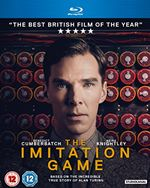 The Imitation Game [Blu-ray] OPTBD2752