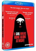 A Girl Walks Home Alone At Night Bluray