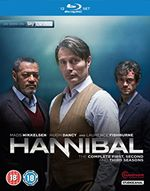 Hannibal - Seasons 1-3 OPTBD2916