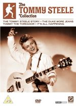 Tommy Steele Collection (The Duke Wore Jeans / Its All Happening / The Tommy Steele Story / Tommy The Toreador)