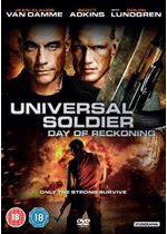 Universal Soldier: Day Of Reckoning [Dvd] OPTD2078