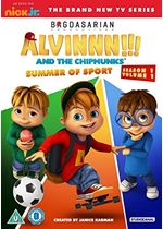 Click to view product details and reviews for Alvin and the chipmunks summer of sport season 1 volume 1.