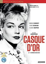Click to view product details and reviews for Casque dor dvd 1952.