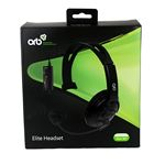 ORB Elite Headset  Black (Xbox 360)