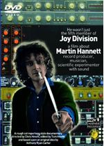 Various Artists  He Wasn't Just the Fifth Member of Joy Division (A Film About Martin HannettDVD)