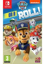 Image of PAW Patrol On a Roll Nintendo Switch Game