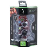PDP Afterglow Wired Xbox360 Controller with SmartTrack Technology  Green (Xbox 360)