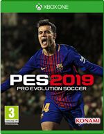Image of PES 2019 (Xbox One)