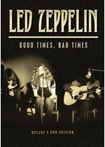 Led Zeppelin  Good Times Bad Times (2DVD) (Music CD)