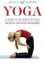 Yoga TV  A Guide To The World Of Yoga (Boxset) (Three Disc)
