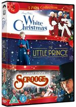 Click to view product details and reviews for Christmas collection white christmas little prince scrooge.