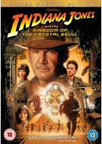 Indiana Jones And The Kingdom Of The Crystal Skull (2 Disc)