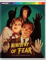 Ministry of Fear - Limited Edition [Blu-ray]