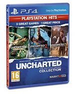 Image of Uncharted Collection PlayStation Hits (PS4)
