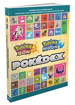 Image of Pokémon Sun & Pokémon Moon: The Official Alola Region Pokédex & Postgame Adventure Guide (Pokémon Pokedex) (Paperback)