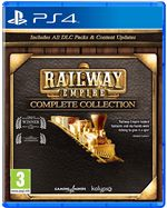 Railway Empire - Complete Collection (PS4)